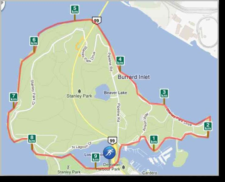 awesome Map Running Route