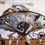 Carmelo Violi - Italian artist / by Figurazione Indipendente