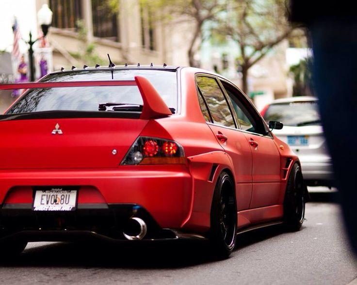 Mitsubishi   Super Photo. Mitsubishi Lancer EvolutionTop CarJapanese ...