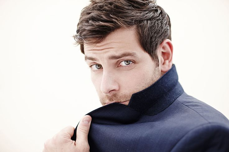 David Giuntoli beard