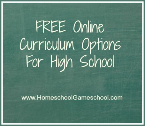 Free online high school options
