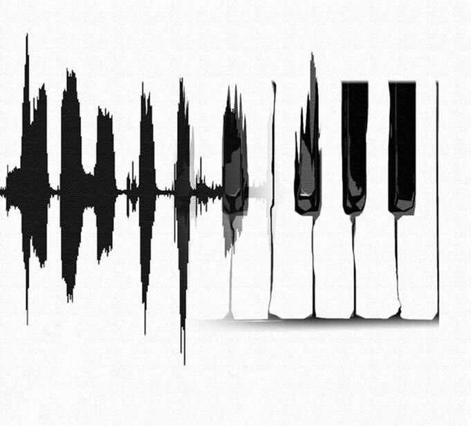 Attacking heart with music