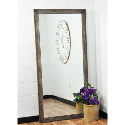Gracie Oaks Jie Urban Cottage Full Length Mirror