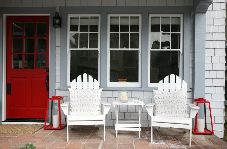 Rob & Val's Renovation Rental  -- classic New England beach house style