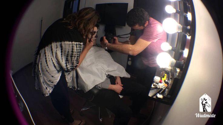 Wudmate: Backstage Juntos Para Siempre - Sesión Fotográfica Halloween