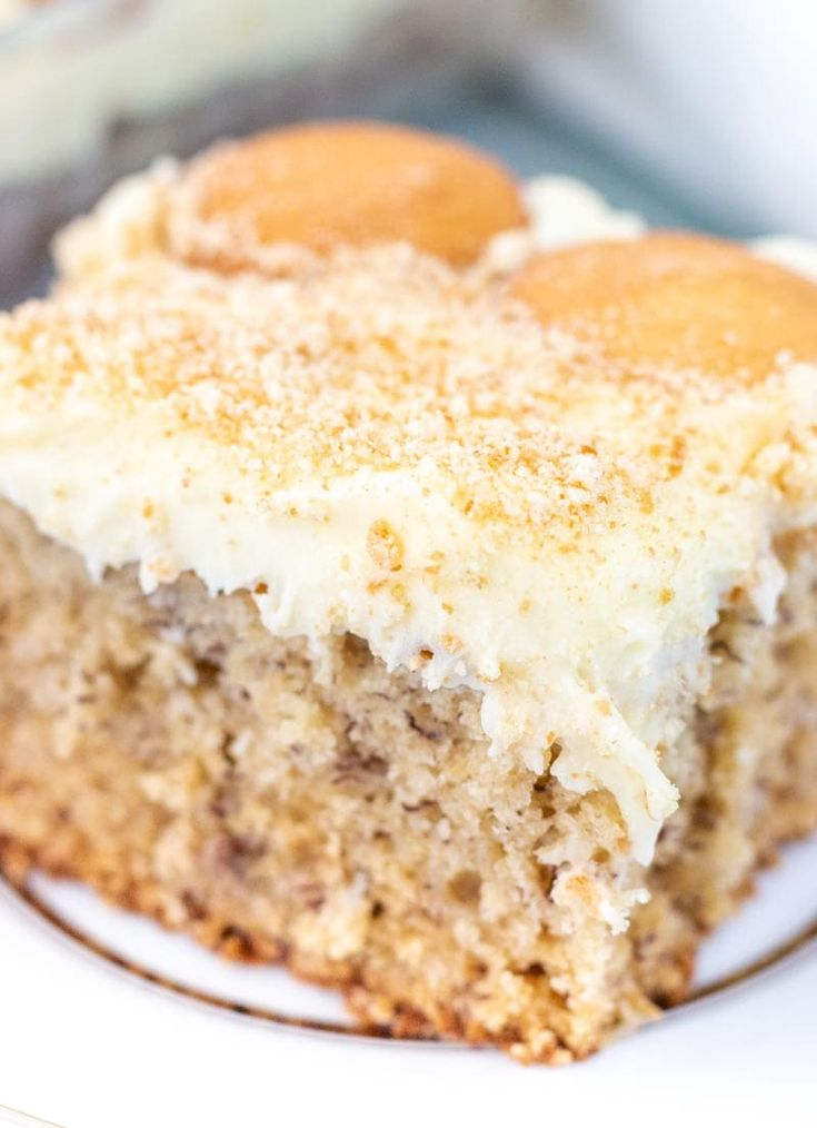 A southern favorite with a twist this easy banana pudding