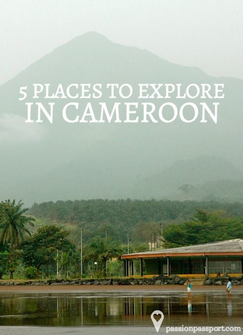 "Located in West Africa, Cameroon is any adventurer's dream. Nicknamed ""Africa in miniature"", the bi-lingual (French and English) country offers an active volcanic mountain, lush equatorial jungles (the 1984 adaptation of Tarzan was filmed there!), white and black sand beaches, a myriad of wildlife, and, perhaps most importantly, a people with extremely diverse cultural backgrounds."