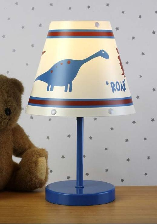 Kids Dinosaur Table Lamp Children Bedside Boys RP£18 | EBay