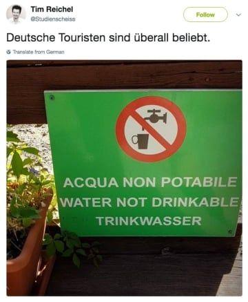 Einfach 77 sauwitzige deutsche Tweets mit über 1000 Likes