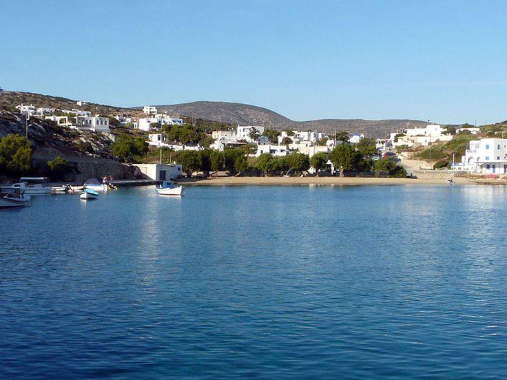 Ηρακλειά - Άγιος Γεώργιος (Iraklia-Agios Georgios)