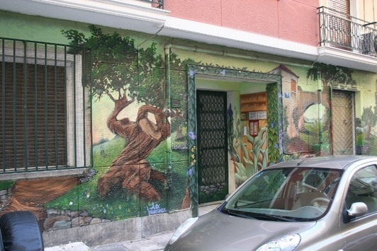 To graffiti ως αστική παρέμβαση