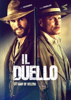 CineMaestri: Il duello - By Way of Helena #woodyharrelson #liamhemsworth #western #sky