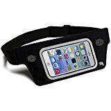 Cheap Slim Fit Sports Belt for iPhone 7/6/5  Samsung Galaxy S7/S6/S5. Sweat Proof - High Visibility - No Bounce