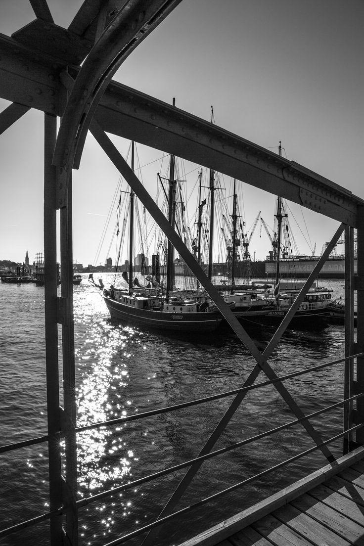 Hamburg Foto in schwarz weiß im Hamburger | Bildschönes Hamburg