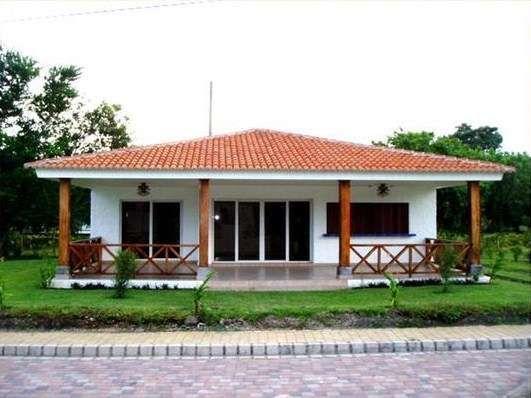 Resultado de imagen para casas prefabricadas medellin tipo for Casas campestres rusticas