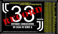 Un grande Torino, in vantaggio fino al novantesimo, riesce ad interrompere la serie di vittorie consecutive allo Stadium della Juventus che si ferma a 33.