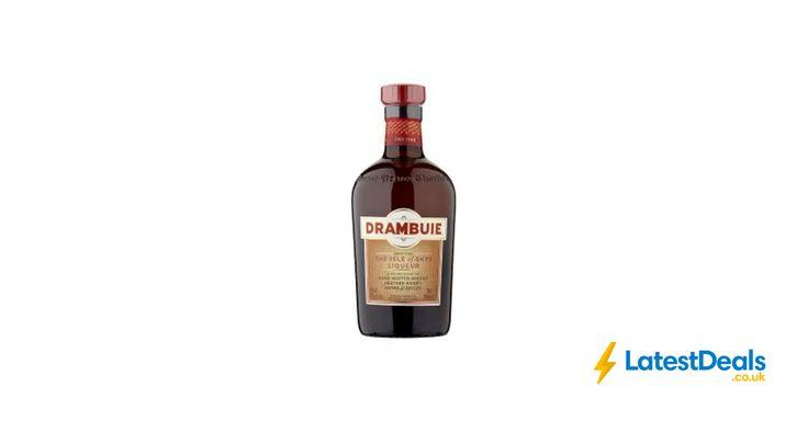 Drambuie Liqueur 70cl, £18 at ASDA