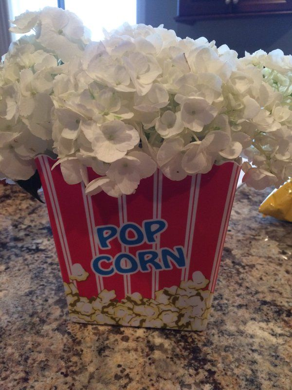 Best ideas about plastic popcorn containers on