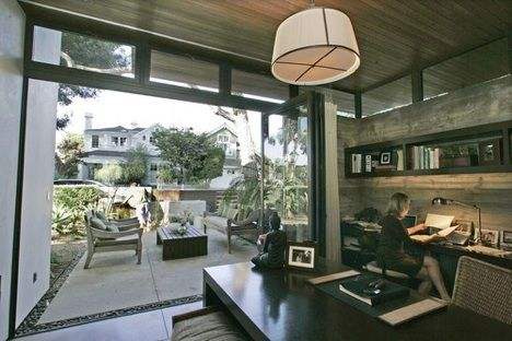 26 best images about detached office on pinterest art for Detached home office