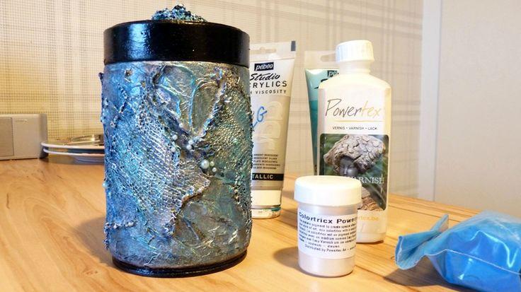 DIY: tuto customiser une boîte de conserve