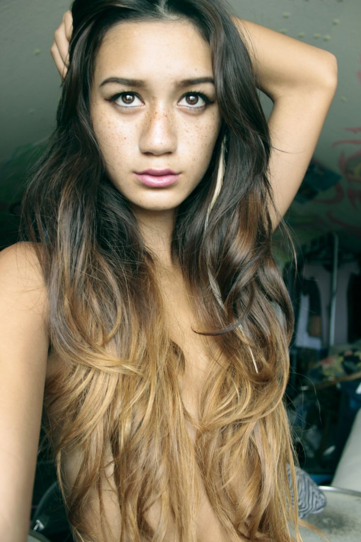 Amazing ombre hair.: Colors Combos, Hair Colors, Ombre Hair, Haircolor, Dreams Hair, Hairs, Long Hair Dos, Beautiful, Hair Makeup