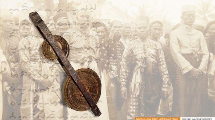 wacananusantara.org | Kearifan Lokal dalam Sastra Bugis Klasik