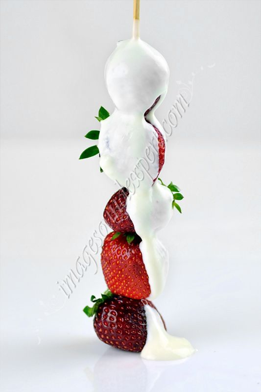 Product photo - strawberries