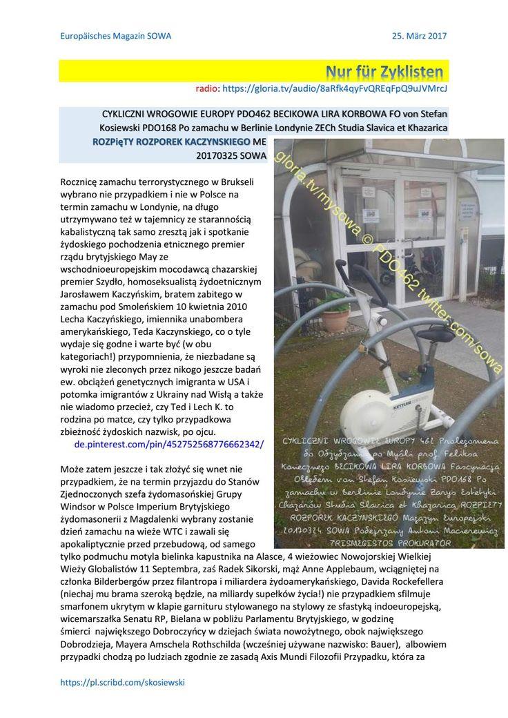 """Cykliczni wrogowie europy pdo462 becikowa lira korbowa fo von stefan kosiewski pdo168 po zamachu w b https://pl.scribd.com/document/343014846/ Nur für Zyklisten https://gloria.tv/audio/8aRfk4qyFvQREqFpQ9uJVMrcJ ucieszył się (Bielan) z autografu na ozdobnej karcie wizytowej po spotkaniu extra ordynaryjnym w trzysetną rocznicę utworzenia 1717 roku Wielkiej Loży Londynu w gospodzie """"Pod gęsią i rusztem""""  przez trzy loże londyńskie i lożę Westminster  https://shoudio.com/user/sowa/status/17752"""