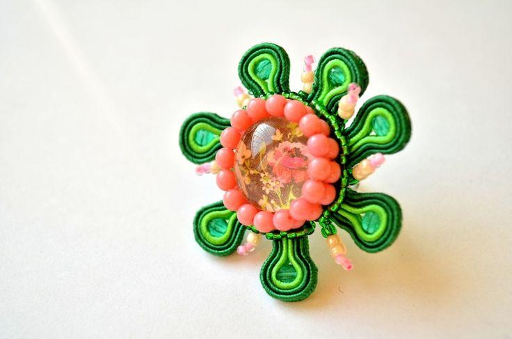 Flower w LifeArtHandmade na DaWanda.com