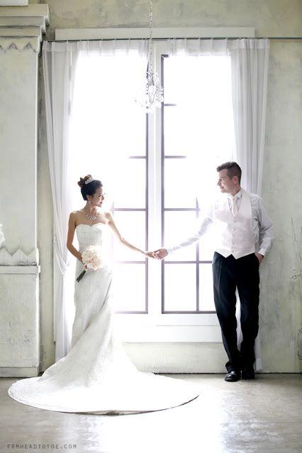 From Head To Toe: Wedding Photoshoot Pics & 5th Anniversary