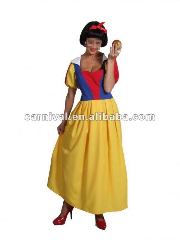 xxxl sexy movis Snow White Fancy Adult dress Costume bswc-2347 $4~$9