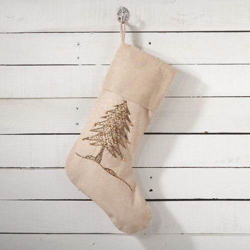 Found it at Wayfair.ca - Sapin De Noel Christmas Tree Stocking