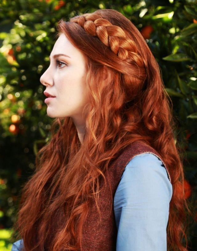 Natural redhead dvd