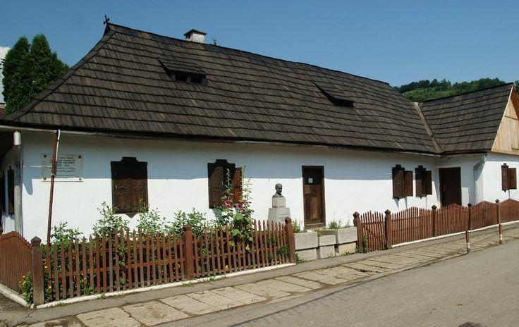 """Casa Memorială """"George Coşbuc"""""""