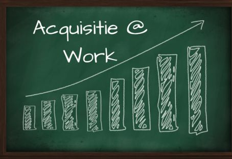 Kom voor een #acquisitietraining naar Goodplace2work.com Acquisitie@Work