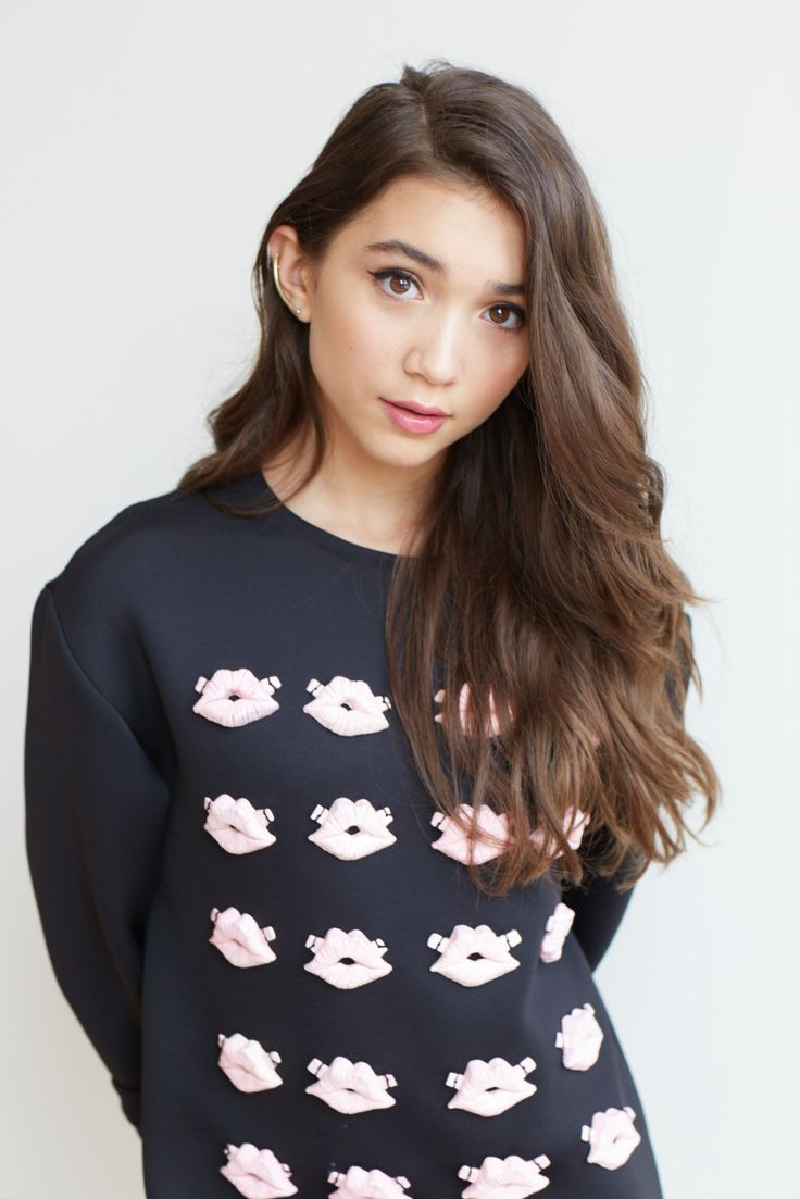 Some quick facts: Rowan was born in 2001 in Los Angeles and is the eldest of three children. Description from i-d.vice.com. I searched for this on bing.com/images