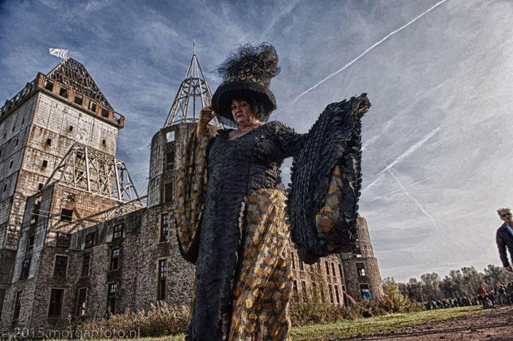 Halloween Heks 2015 halloween 2015 Foto gemaakt door Brian Morgan Basis patroon McCall's M6940