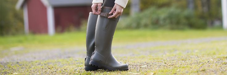 Viking Footwear - Hunting rubber boots