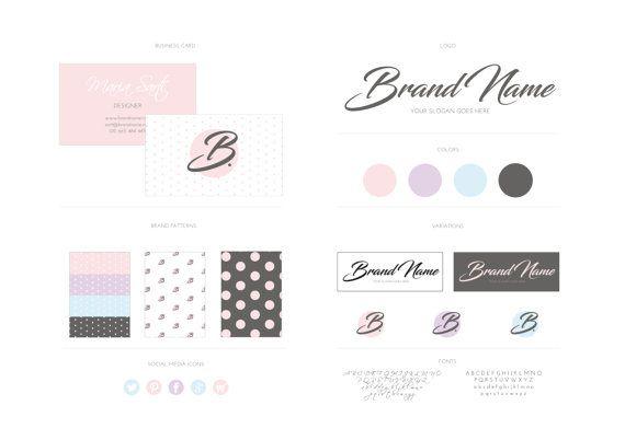Brand Identity/Brand Kit/Logo/Business Identity/Identity Kit/Dost Branding/Dots Kit
