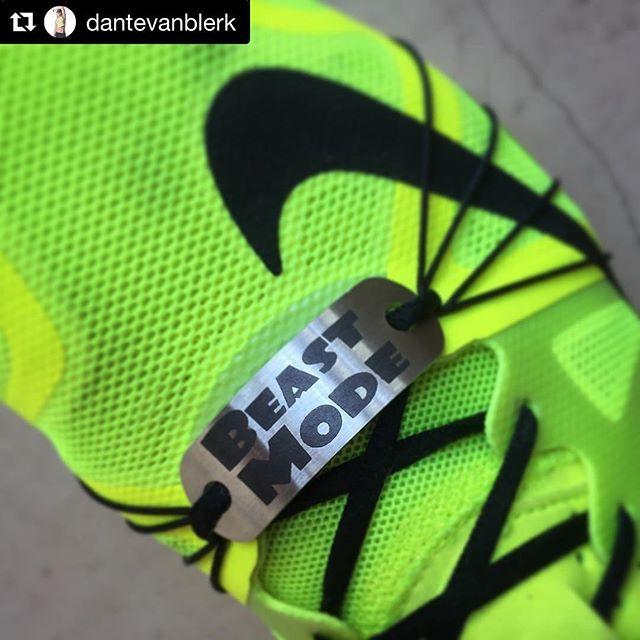@dantevanblerk getting motivation. #shoelacetags #beastmode #motivation