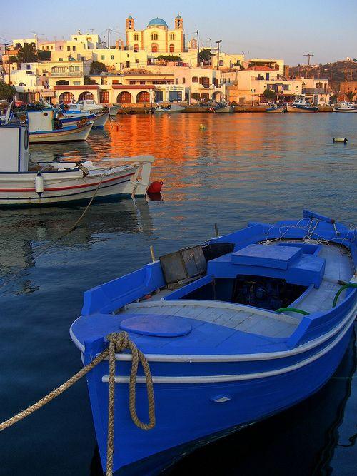 Lipsi Island, Greece.