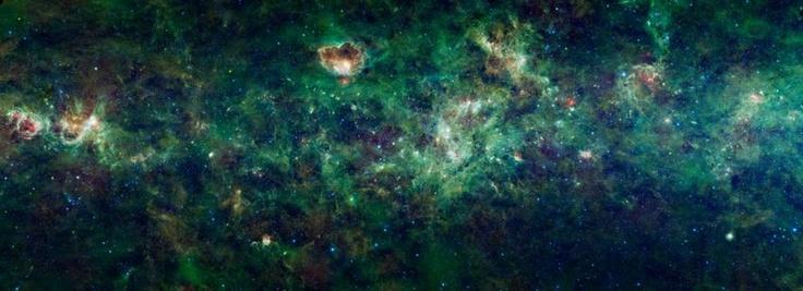 Milky Way galaxy (NASA) Milky way, Milky way galaxy