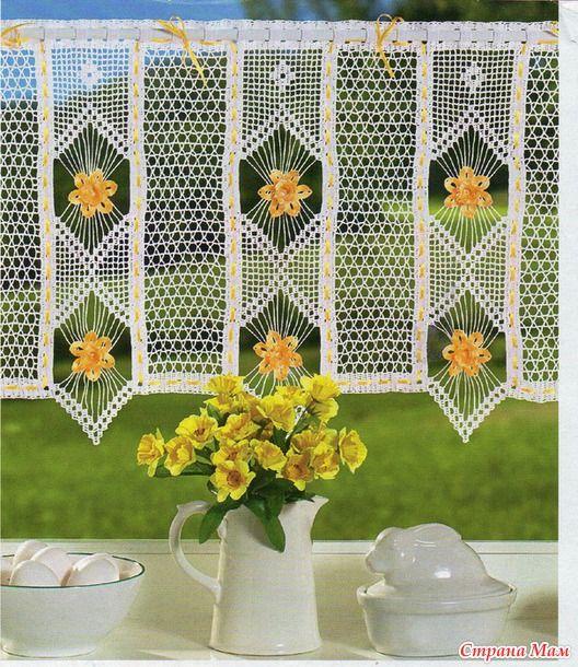 Curtains on the four seasons.