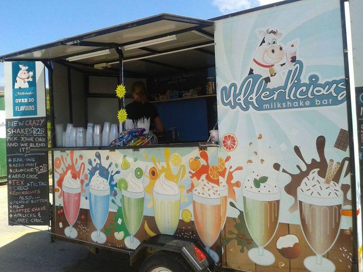 Udderlicious Milkshake Bar Knysna, Blending the tastiest milkshakes in Knynsa, with over 20 choices of milkshakes, you can create the taste sensation! http://wikivillage.co.za/udderlicious-milkshake-bar-knysna