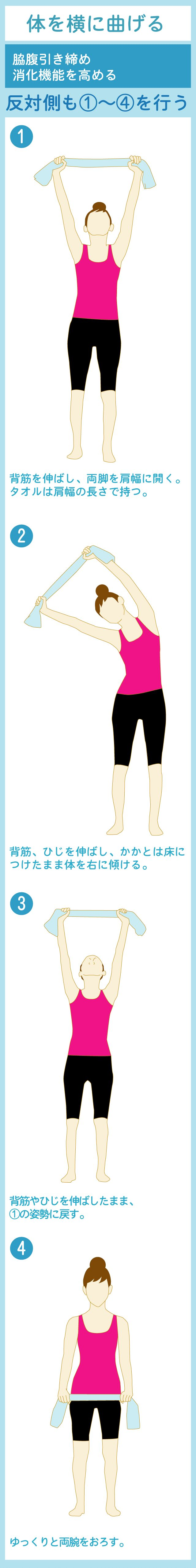 towel exercise
