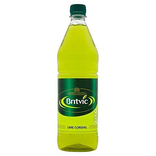 Britvic Lime Cordial (1L) - Pack of 2 -- Check this awesome product by going to the link at the image.