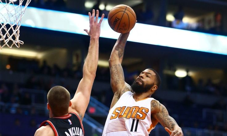 Suns Turn Their Offense Over to Markieff Morris = PHOENIX, AZ — The Phoenix Suns found a way to bring forward Markieff Morris out of his season-long funk. All it took was entrusting him with the offense. Now, the guy who demanded a trade this summer can demand.....