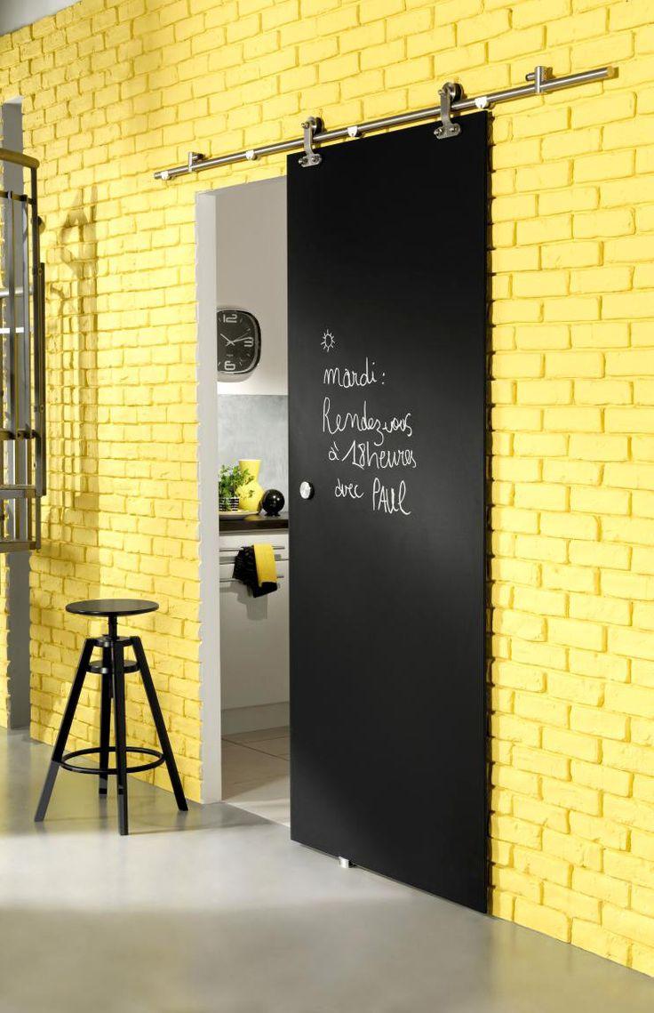 17 meilleures id es propos de rideaux jaunes sur - Peinture ardoise castorama ...