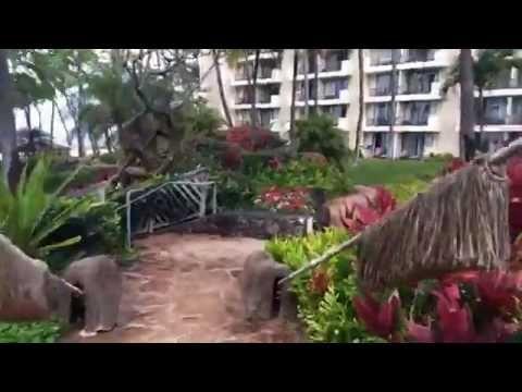 Tour of the Hyatt Regency Maui - Chris Brindamour :
