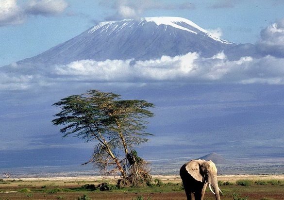 Mount Killimanjaro, Kenya